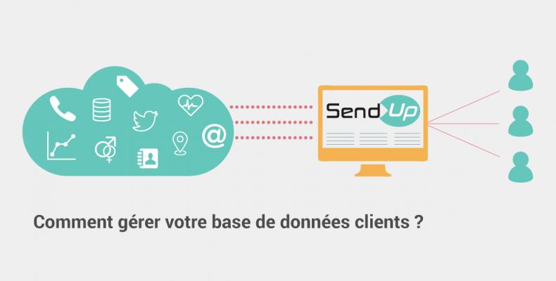 Send-Up gestion base de données