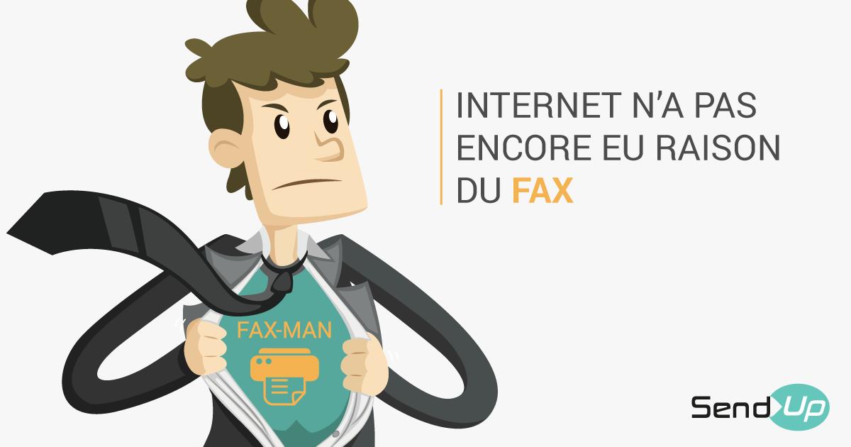 Internet n'a pas encore eu raison du fax
