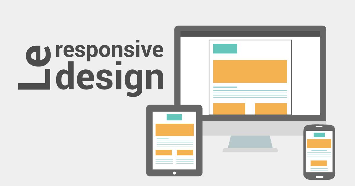 Le Responsive Design améliore la performance de vos campagnes de communication