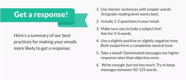 Send-Up conseils emailing boomerang