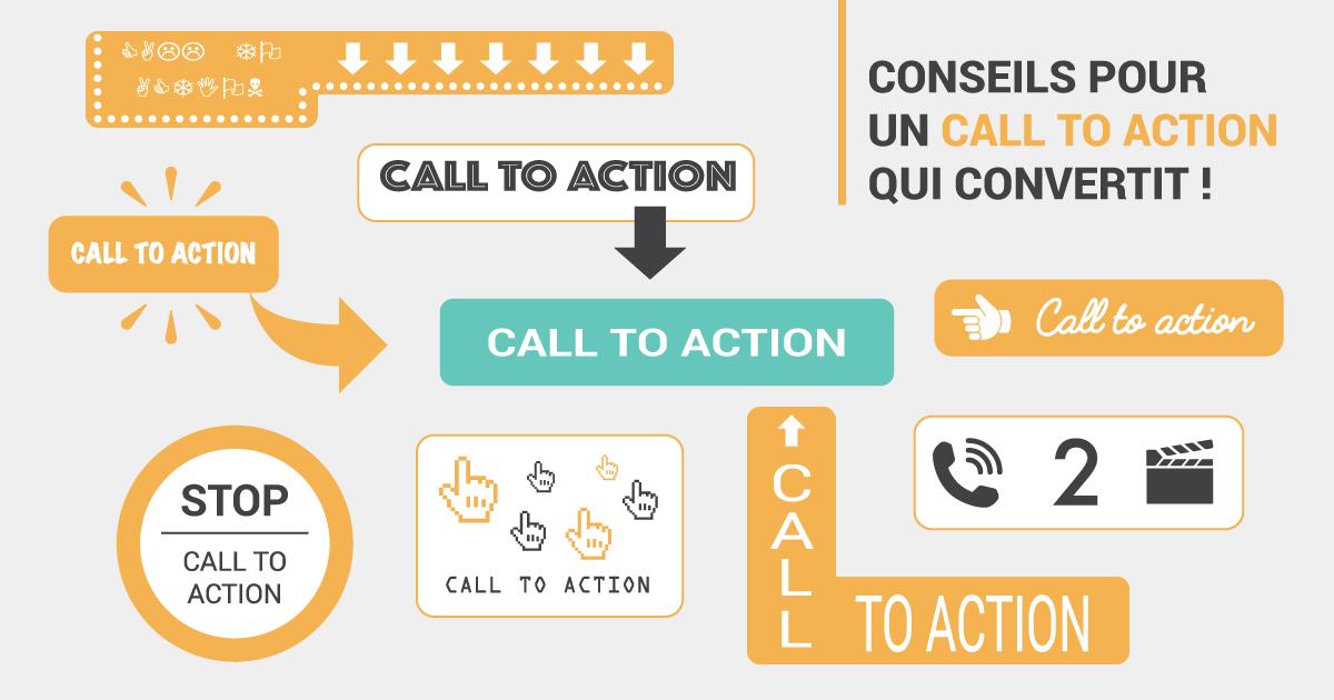 Conseils pour un call to action qui convertit !
