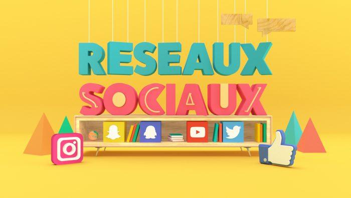 Réseaux sociaux : les statistiques 2017 en vidéo !